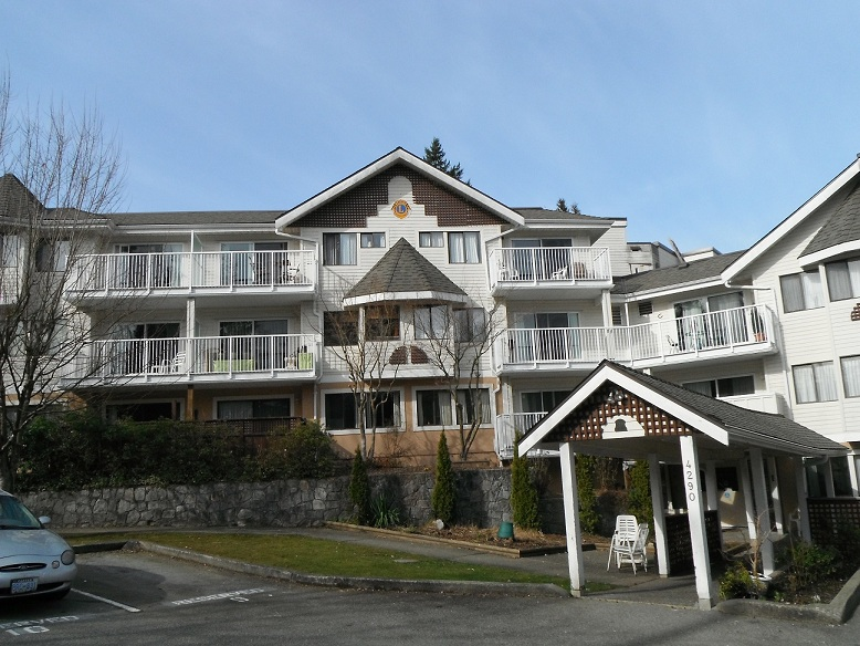 Lions Terrace Housing